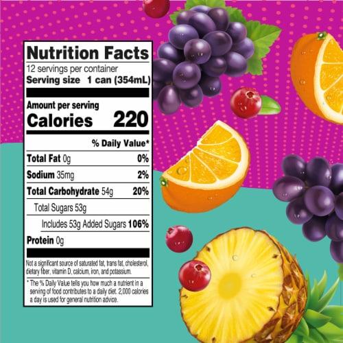 Big K® Fruit Punch Soda Perspective: left