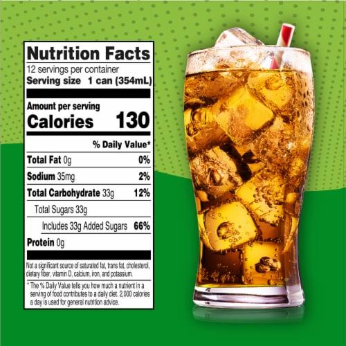 Big K® Ginger Ale Soda Perspective: left