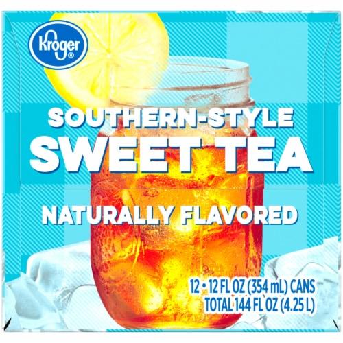 Kroger® Southern Sweet Tea Perspective: left