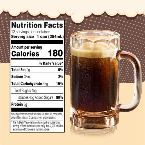 Big K® Root Beer Perspective: left