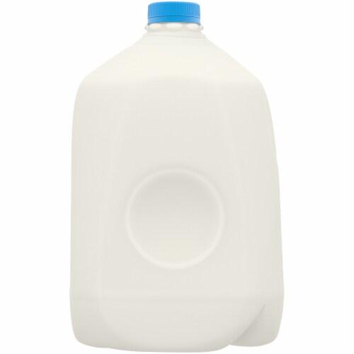 King Soopers City Market Organic Fat Free Milk Perspective: left