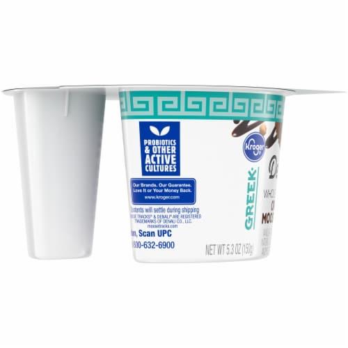 Kroger® Delight Original Moose Tracks Whole Milk Greek Yogurt Perspective: left