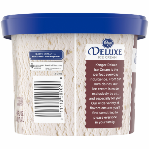 Kroger® Deluxe Black Walnut Ice Cream Perspective: left