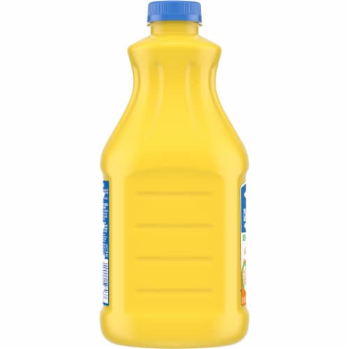 Kroger® 100% Orange Juice with Calcium Perspective: left