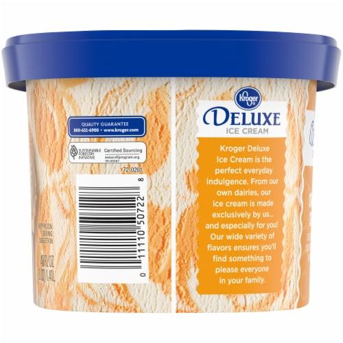 Kroger® Deluxe Orange Cream Ice Cream Perspective: left
