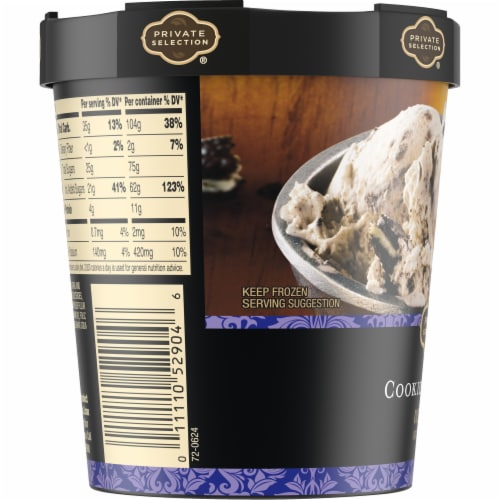 Private Selection® Cookies & Cream Ice Cream Perspective: left