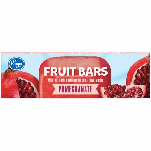 Kroger® Pomegranate Fruit Bars Perspective: left