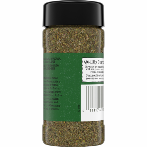 Smidge and Spoon™ Spices Italian Seasoning Perspective: left