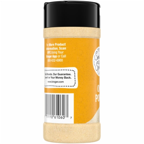 Smidge and Spoon™ Spices Onion Powder Perspective: left