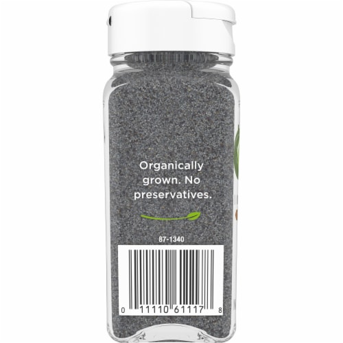 Simple Truth Organic™ Whole Poppy Seed Perspective: left