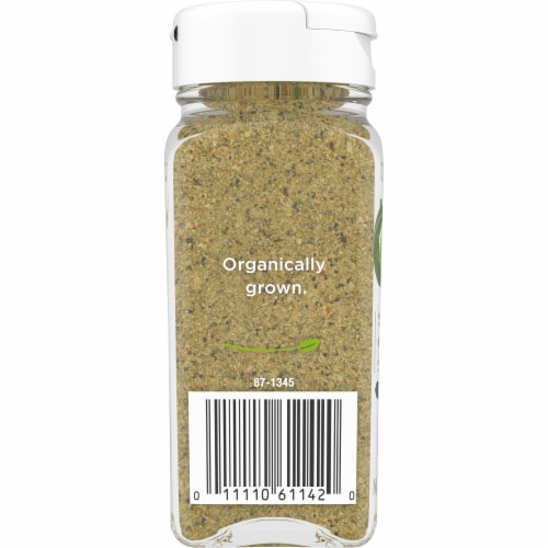 Simple Truth Organic™ Salt Free Garlic Herb Seasoning Blend Perspective: left