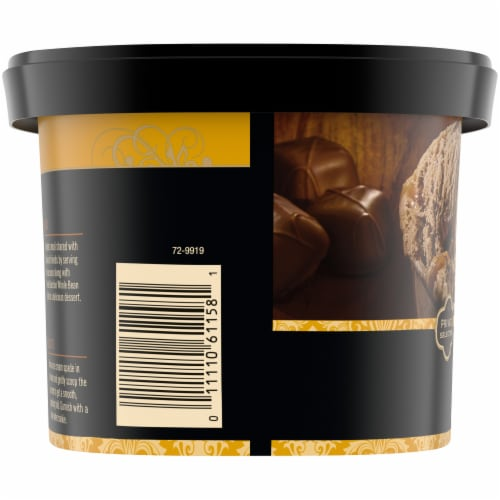 Private Selection® Brown Butter Bourbon Truffle Ice Cream Perspective: left