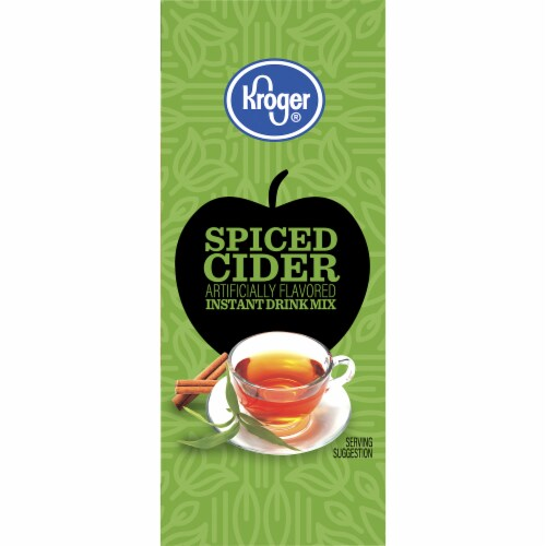 Kroger® Spiced Cider Instant Drink Mix Perspective: left