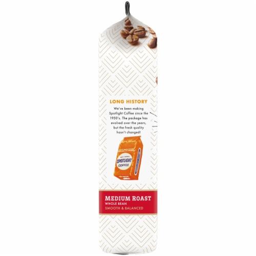 Kroger® Spotlight Regular Roast Whole Bean Coffee Perspective: left