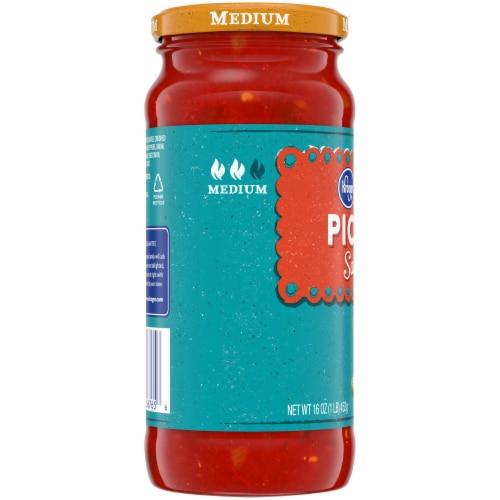 Kroger® Medium Picante Sauce Perspective: left