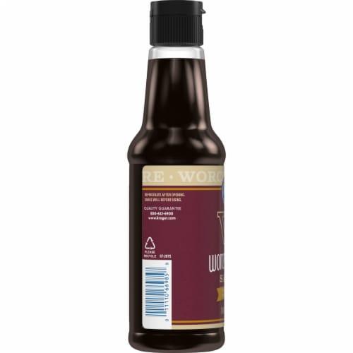 Kroger® Worcestershire Sauce Perspective: left