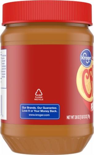 Kroger® Creamy Peanut Butter Perspective: left
