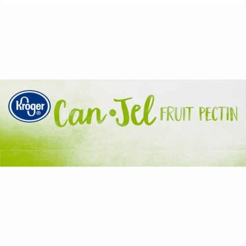Kroger® Fruit Pectin Can-Jel Perspective: left
