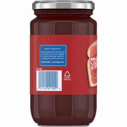 Kroger® Strawberry Jelly Perspective: left
