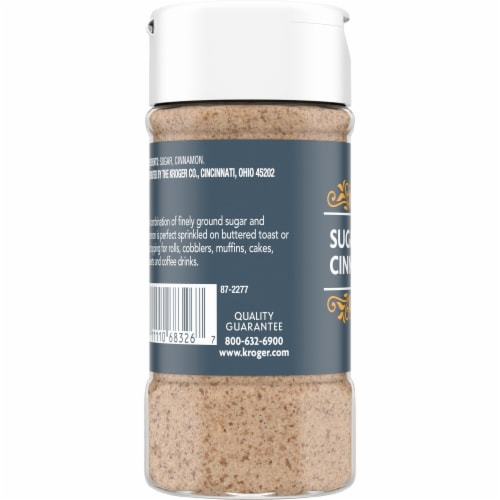 Kroger® Sugar & Cinnamon Perspective: left