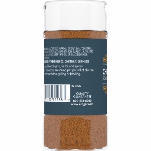 Kroger® Chicken Seasoning Perspective: left