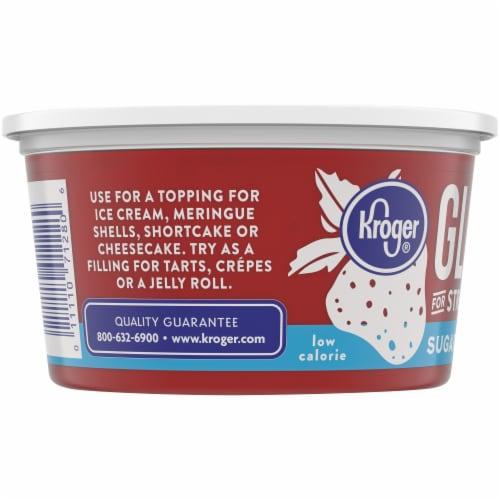 Kroger® Sugar Free Glaze for Strawberries Perspective: left