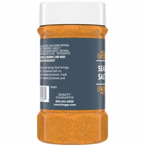 Kroger® Seasoned Salt Shaker Perspective: left