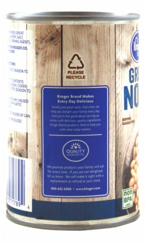 Kroger® Great Northern Beans Perspective: left