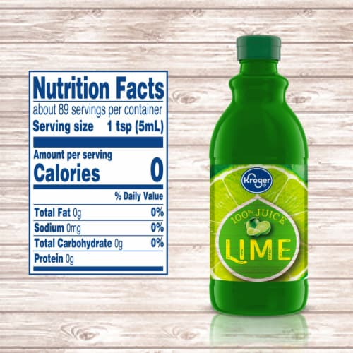 Kroger® Lime Juice Perspective: left