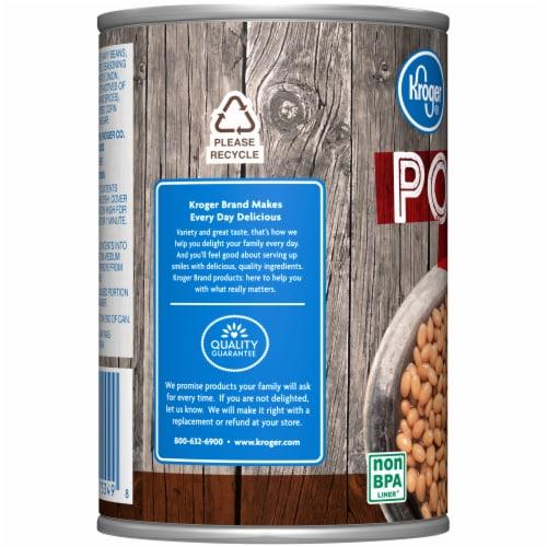 Kroger®  Pork and Beans Perspective: left
