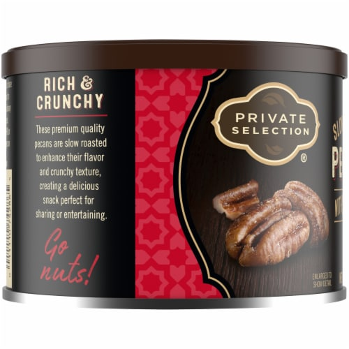 Private Selection™ Slow Roasted Pecans Perspective: left