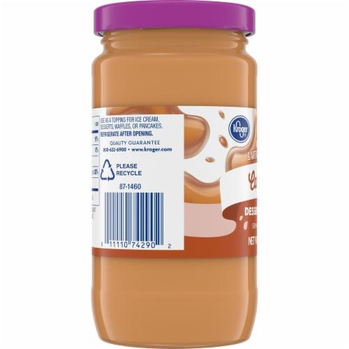 Kroger® Caramel Dessert Topping Perspective: left