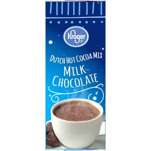 Kroger® Milk Chocolate Dutch Hot Cocoa Mix Perspective: left