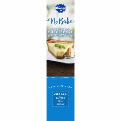 Kroger® Original No Bake Cheesecake Perspective: left