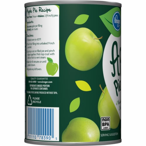 Kroger® Apple Pie Filling Perspective: left