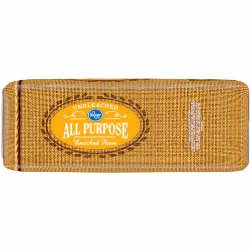 Kroger® Unbleached All Purpose Flour Perspective: left