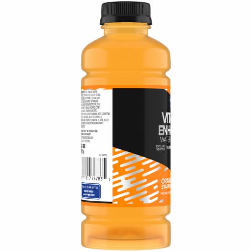 Kroger® Orange Starfruit Vitamin Enhanced Water Perspective: left