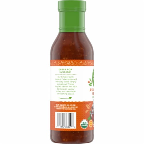 Simple Truth Organic® Asian Style Sesame Vinaigrette Perspective: left