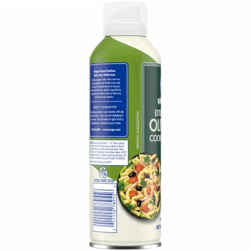 Kroger® Non-Stick Extra Virgin Olive Oil Cooking Spray Perspective: left