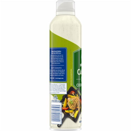 Kroger® Non Stick Canola Oil Cooking Spray Perspective: left