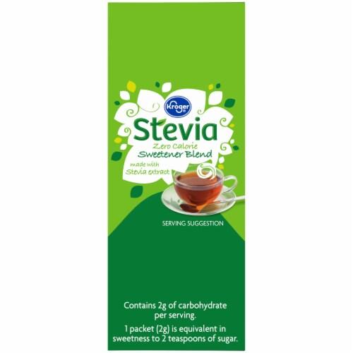 Kroger® Stevia Zero Calorie Sweetener Blend Perspective: left