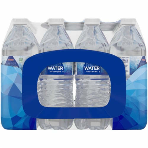 Fred Meyer™ Purified Drinking Water Perspective: left