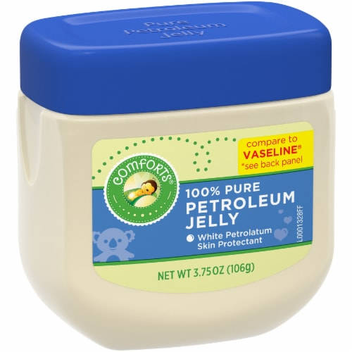Comforts® 100% Pure Petroleum Jelly Perspective: left
