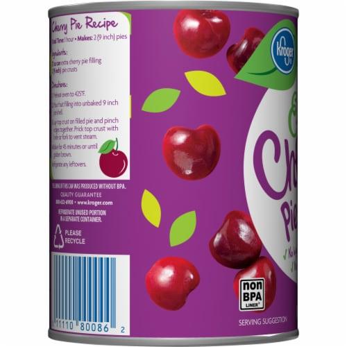 Kroger® Extra Cherry Pie Filling Perspective: left