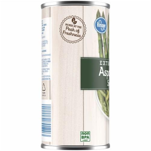 Kroger® Extra Long Asparagus Spears Perspective: left