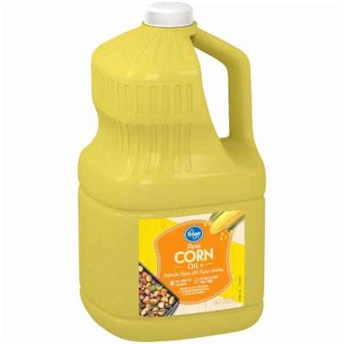 Kroger® Pure Corn Oil Perspective: left