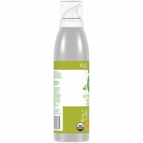 Simple Truth Organic™ Extra Virgin Olive Oil Cooking Spray Perspective: left