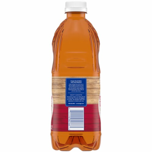 Kroger® White Cranberry Strawberry Flavored Juice Cocktail Perspective: left