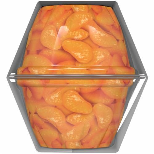 Kroger Mandarin Oranges Snack Bowls Perspective: left