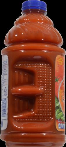 Kroger Spicy 100% Vegetable Juice Perspective: left